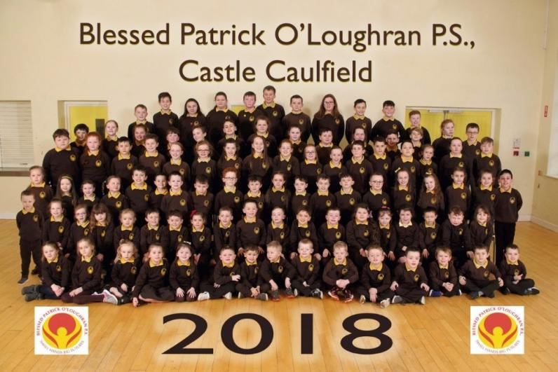 Blessed Patrick OLoughran Primary School   136A Old Caulfield Road, Dungannon BT70 3NQ   +44 28 8776 7311